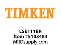 TIMKEN LSE111BR Split CRB Housed Unit Component