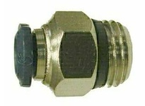 MRO 20054N 1/4 X 1/8 P-I X MIP N-PLTD ADAPT