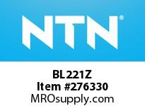 NTN BL221Z MEDIUM SIZE BALL BRG(STANDARD)