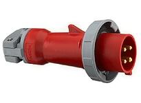 HBL-WDK HBL330P7W PS IEC PLUG 2P3W 30A 480V W/T