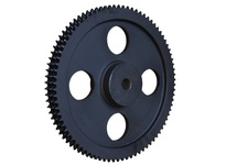 E60C72 C-Hub Triple Roller Chain Sprocket