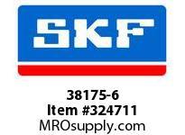 SKF-Bearing 38175-6