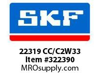 SKF-Bearing 22319 CC/C2W33