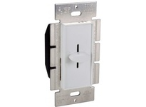 Orbit D600-W SLIDE DIMMER SINGLE POLE - WHITE
