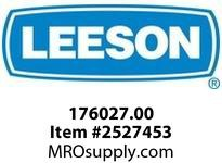 176027.00 C-Face Kit Tefc 254/6T Fr 4 & 6P.Leeson Ultimate E Motors