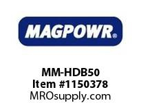 MagPowr MM-HDB50 For HDB50 Brake MAGNETIC MEDIUM FOR MAGNETIC PARTIC