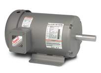 EHM3615T-5 5HP, 1750RPM, 3PH, 60HZ, 184T, 3642M, TEFC, F1