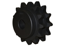 D24B19 Metric Double Roller Chain Sprocket