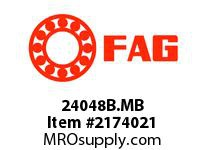 FAG 24048B.MB DOUBLE ROW SPHERICAL ROLLER BEARING