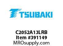 US Tsubaki C2052A13LRB C2052 RIV 3L/A-1