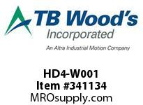 TBWOODS HD4-W001 WASHER