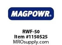 MagPowr RWF-50 Rotary Water Fitting for C-50 Water MAGNETIC PARTICLE CLUTCH AND BRAKE