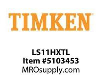 TIMKEN LS11HXTL Split CRB Housed Unit Component