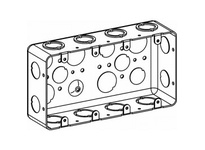 Orbit DHB-4 4-G DRAWN HANDY BOX 2-1/8^ DEEP
