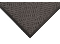 NoTrax 168S0310CH 168 Opus 3X10 Charcoal Opus is part of the AquaTRU series of entrance mats that offer truer size options for a better value. Intended for use in medium to heavy traffic areas the non-directional diamond pattern of Opus ag