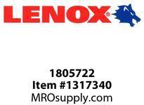 Lenox 1805722 COMPACT HACKSAW FRAME