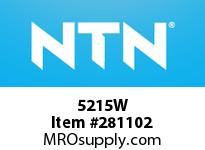 NTN 5215W DOUBLE ROW