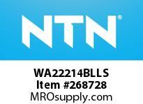 NTN WA22214BLLS SPHERICAL ROLLER BRG D<=200