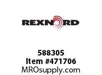 600.S71-8.HUB RB - 588305
