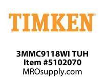 TIMKEN 3MMC9118WI TUH Ball P4S Super Precision