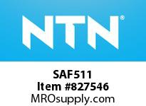 NTN SAF511 BRG PARTS(PLUMMER BLOCKS)