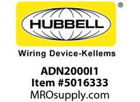 HBL_WDK ADN2000I1 WSVAC/OCCDT1 RLYNTRL120/277VIV