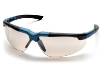 Pyramex SNC4880D Blue-Charcoal Frame/Indoor/Outdoor Mirror Lens