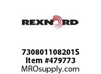 REXNORD 167023 730801108201S 80 HCB 3.3750 BORE NSKWY