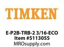E-P2B-TRB-2 3/16-ECO