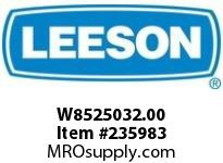 LEESON W8525032.00 VL852-30-RU SPECIAL