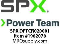 SPX DFTCR020001 TWL/LDF2 Crank (Head 1)