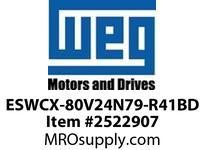 WEG ESWCX-80V24N79-R41BD XP FVNR 50HP/460 N79 230V Panels