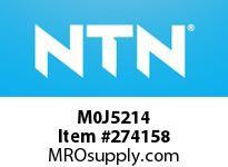 NTN M0J5214 CYLINDRICAL ROLLER BRG