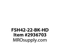 FSH42-22-BK-HD