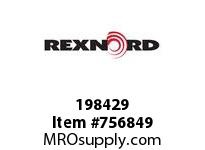 REXNORD 198429 73060157561072CB 60 HCB 75MMF7 BORE INT SD