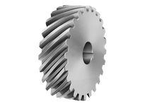 Linn-Gear 6H8L HARDENED STEEL HELICAL GEAR  H1