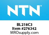 NTN BL218C3 MEDIUM SIZE BALL BRG(STANDARD)