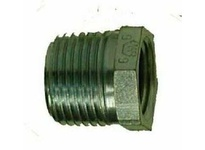 MRO 66502 3/8X1/4 MXF GALV STEEL HEX BUSH (Package of 10)