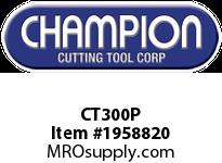 Champion CT300P PILOT PIN FOR CT300 CUTTERS