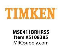 TIMKEN MSE411BRHRSS Split CRB Housed Unit Assembly