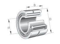 INA NA4828 Precision needle bearing