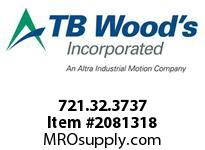 TBWOODS 721.32.3737 MULTI-BEAM 32 13MM--13MM