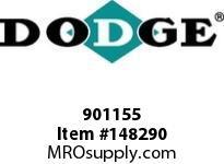 DODGE 901155 MTA1107H106T 5.0G TORQUEARM MD6