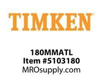 TIMKEN 180MMATL Split CRB Housed Unit Component