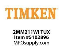 TIMKEN 2MM211WI TUX Ball P4S Super Precision