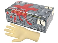 MCR 5054L Industry Standard Latex Disposable Industrial/Food Service Grade Powder Free Textured