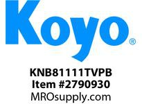 Koyo Bearing 81111TVPB NEEDLE ROLLER BEARING