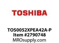 Toshiba 0052XPEA42A-P TEFC-Explosion Proof C-Face 5HP-360 230/460v 184TC FRAME - PREMIUM EFFI