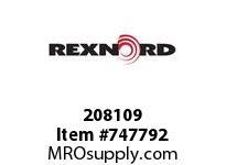 REXNORD 208109 39265 DPK.412-6 ES API