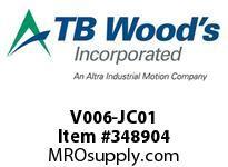 TBWOODS V006-JC01 VERT. MT. DUCT KIT SIZE 16